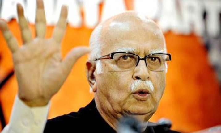 advani feels vindicated on rath yatra after verdict