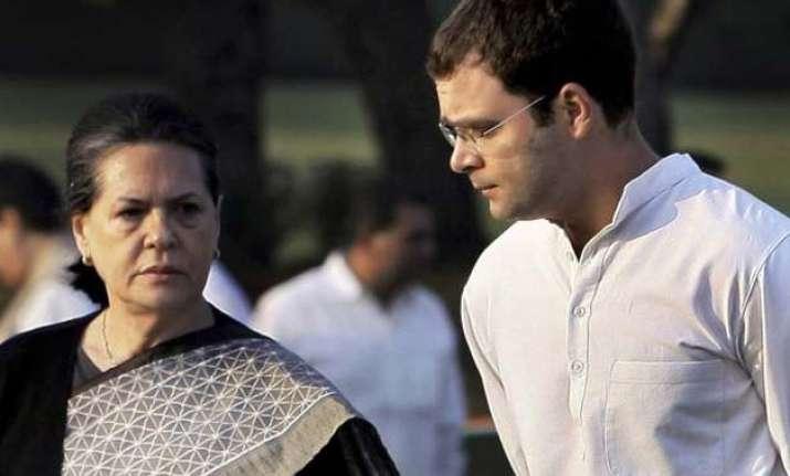 sonia rahul and half of modi cabinet didn t spend a single