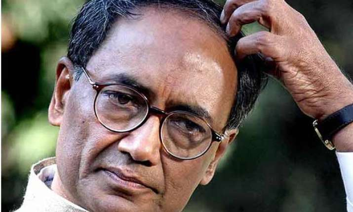 hearing in defamation case against digvijaya singh deferred