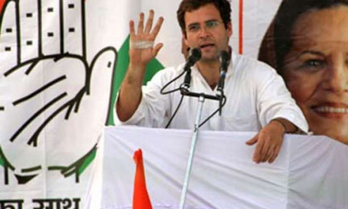 rahul to kick off party s campaign in bihar on sep 4