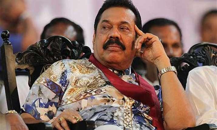 tamil nadu parties describe rajapaksa s defeat as tamil