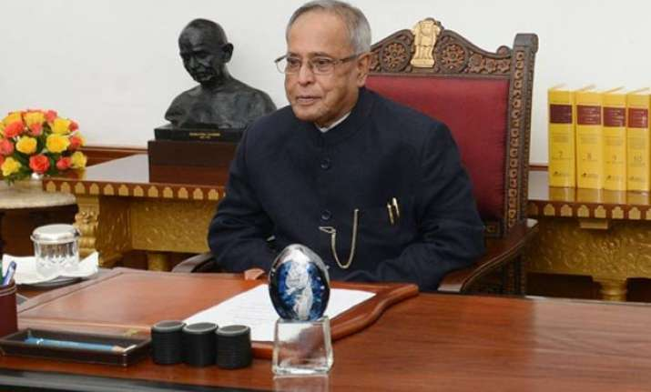 bofors scandal was just a media trial president pranab
