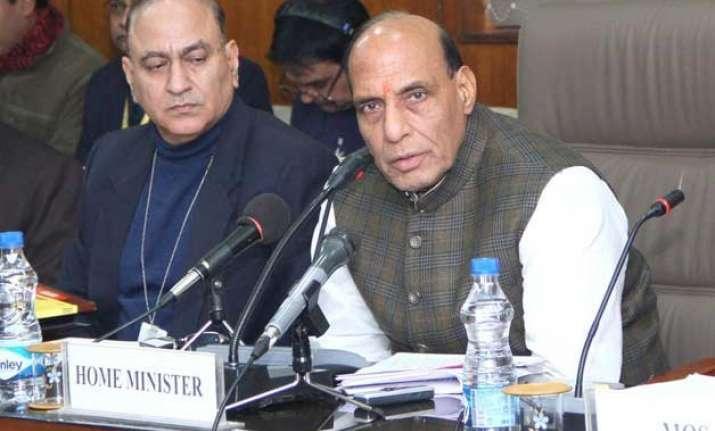 we want good ties with pakistan rajnath singh