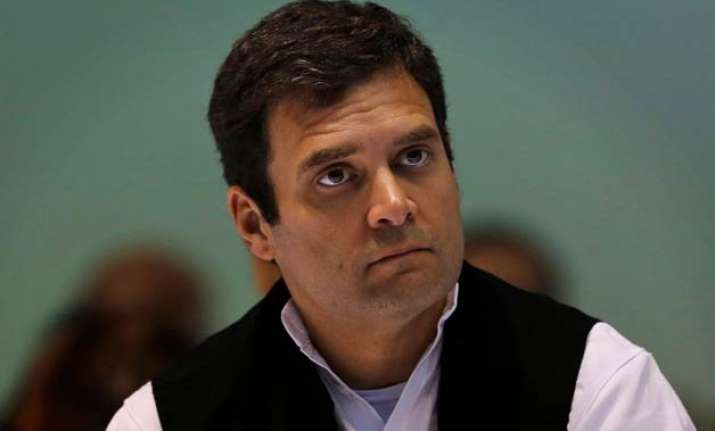 rahul gandhi s elevation most likely in aicc s september