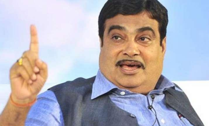 gadkari meets rss chief says no discussion on maharashtra