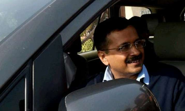kejriwal to address aap rally against land bill on april 22