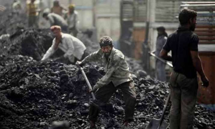 congress must apologise its faulty coal policy bjp