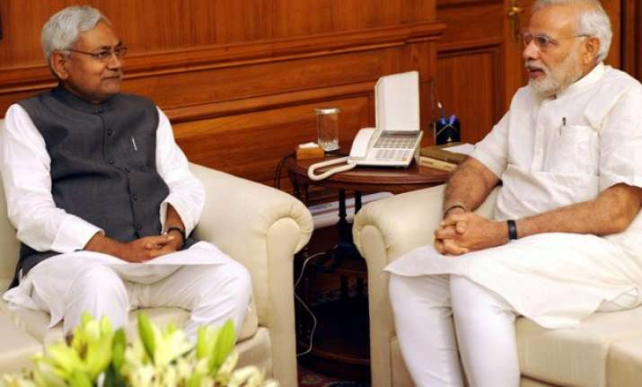 nitish holds sushil modi responsible for fall out with pm