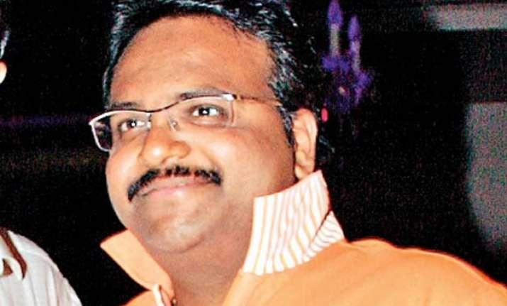 ed arrest chhagan bhujbal s nephew on money laundering