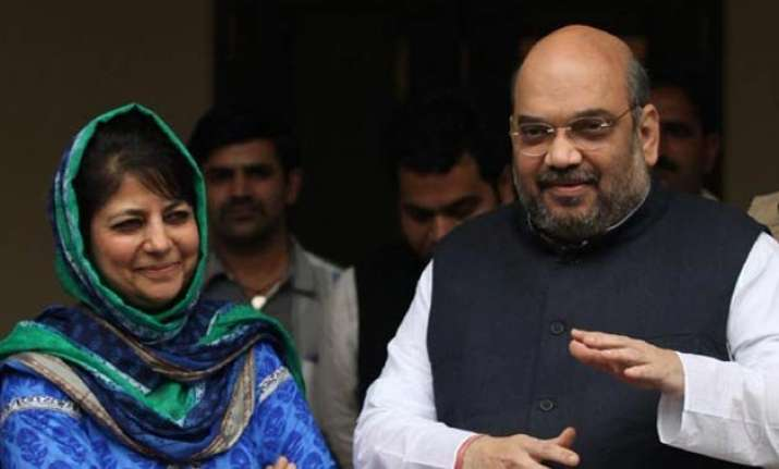 will pdp bjp ping pong on government formation end soon
