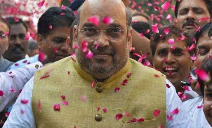 bjp chief amit shah appoints new pointsmen for states