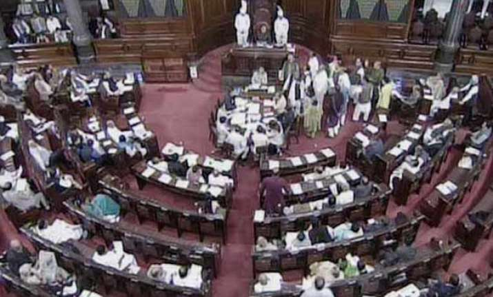 rajya sabha passes amended land boundary bill