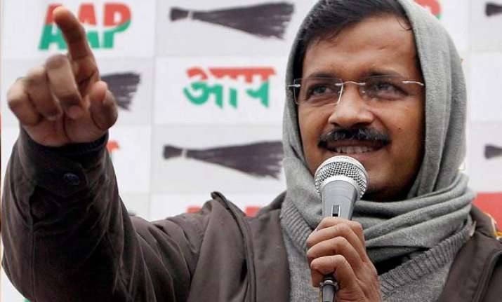 aap has to give good govt in delhi change the system
