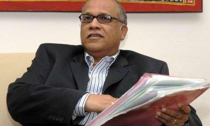bribery case former goa cm digambar kamat gets anticipatory
