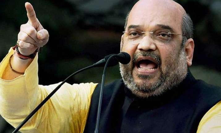 bihar polls amit shah to roll out 160 raths to launch nda s