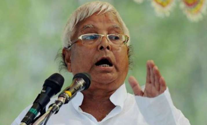 unhappy with nitish lalu may pull out from janata parivar
