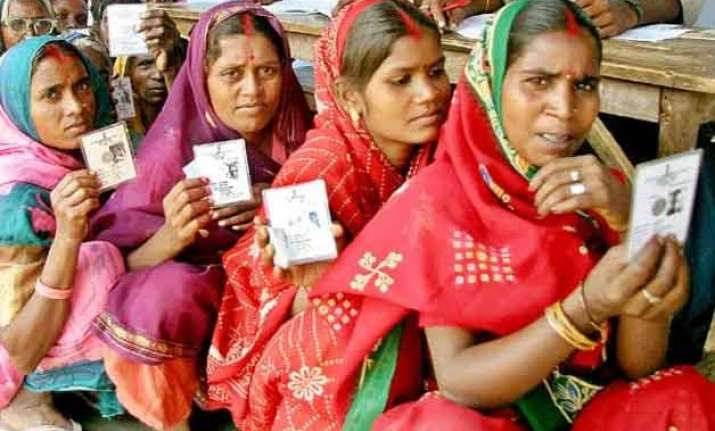 high pitch campaigning ends for 1st phase of bihar polls