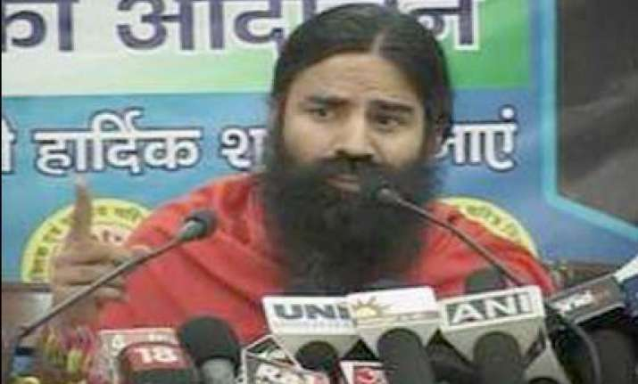 ramdev to launch political party within 3 years