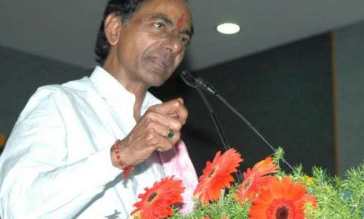 telangana cm meets jaitley demands special status for state