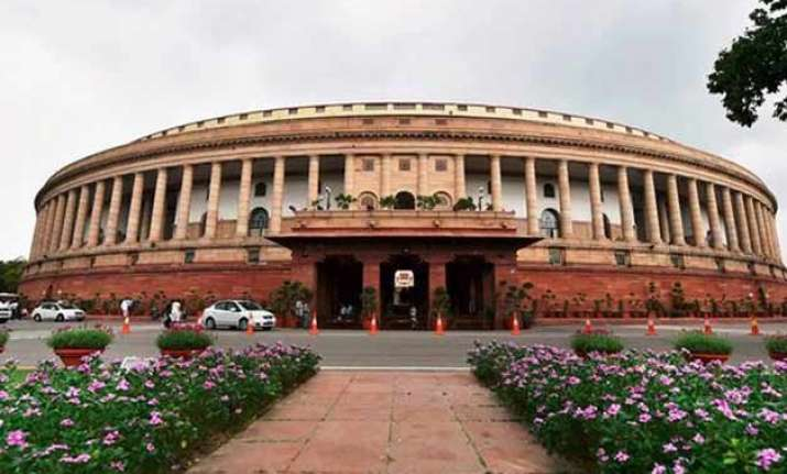 decision on winter session of parliament likely next week