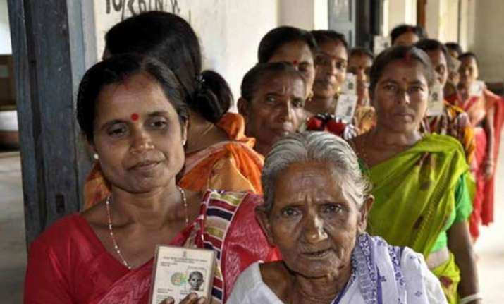 peaceful voting in tripura tribal council polls