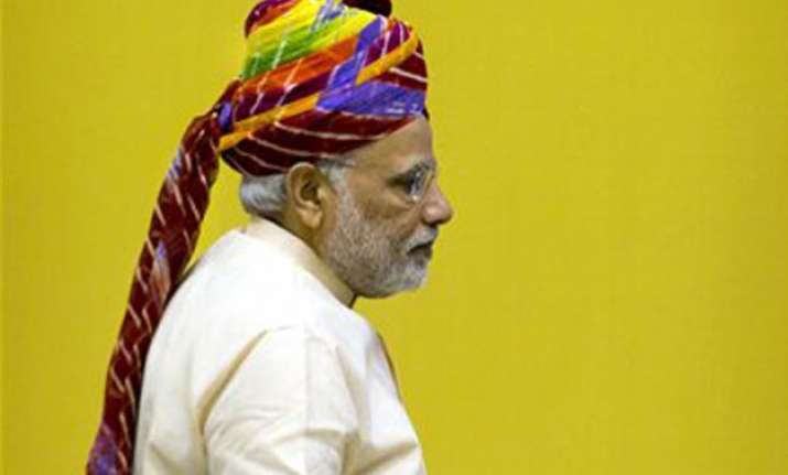 i consciously avoided choosing populist course pm modi