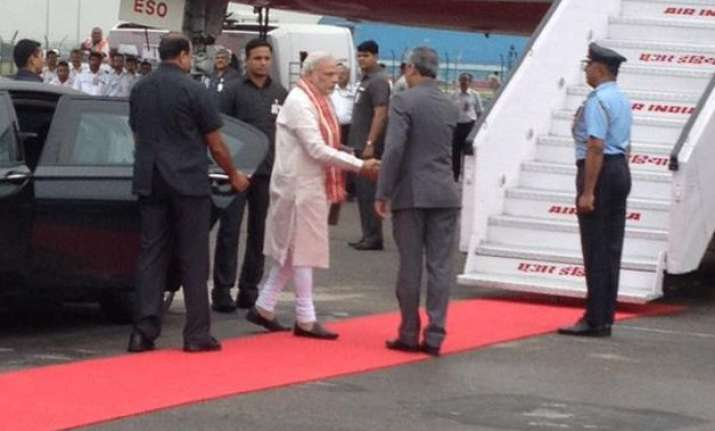 pm modi embarks on central asian tour to visit russia for