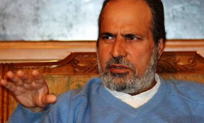 senior pdp leader says easy to ally with congress than bjp