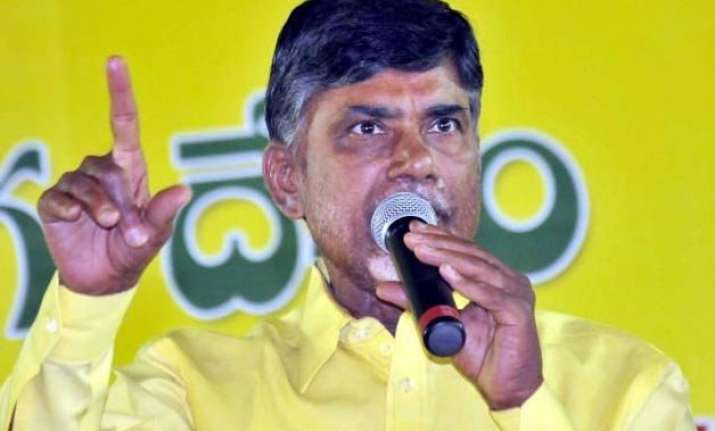 chandrababu naidu confident of getting special status for