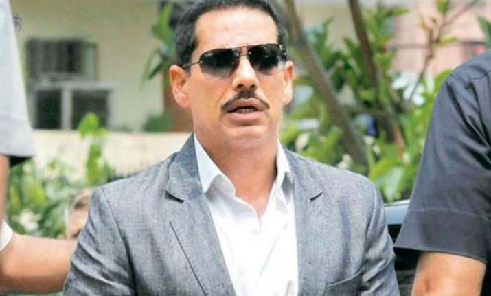 panel to probe vadra hooda land deals within a week report