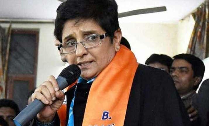 delhi polls joined bjp to defeat arvind kejriwal s