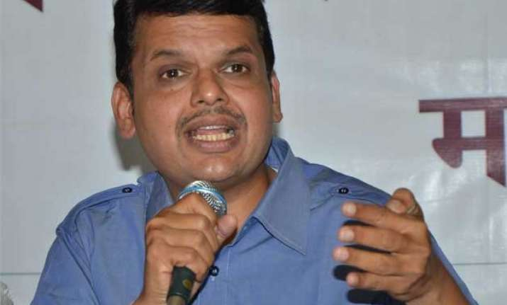 maharashtra cm in israel to seek collaboration attract