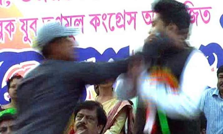 youth who slapped mamata s nephew faces attempted murder