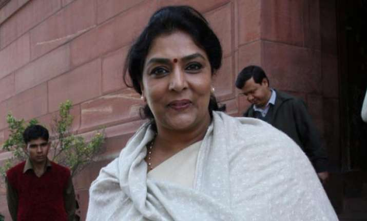 police case against renuka choudhary