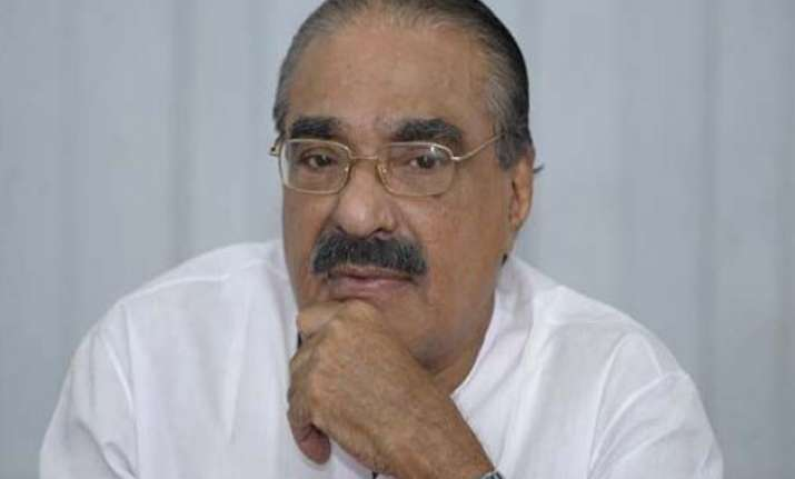 day before budget kerala finance minister spends night in