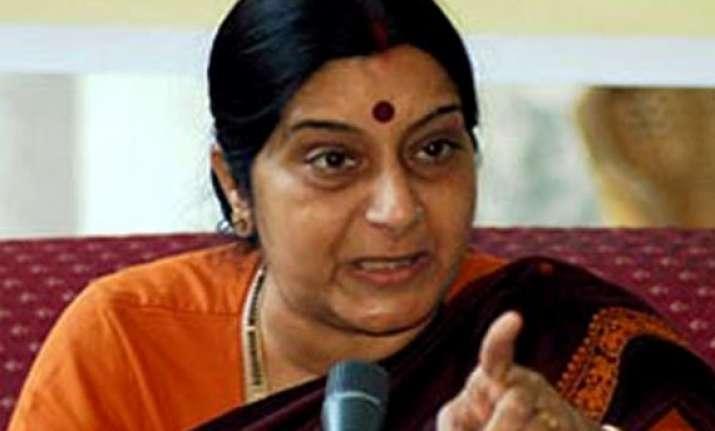 bjp will win comfortably in haryana swaraj