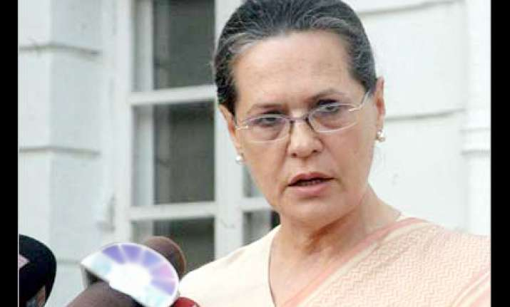 sonia skirts ncp cong alliance issue