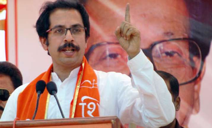 no ambition of becoming cm says uddhav thackeray