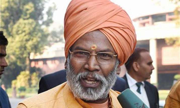 ready to kill and get killed for cow bjp mp sakshi maharaj