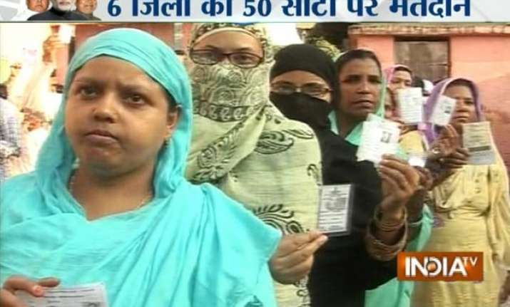 bihar polls 53 percent voting in third phase of assembly