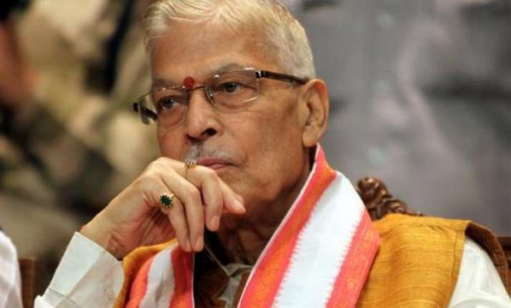 murli manohar joshi among up mps absent at shah s bjp