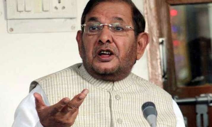 caste census sharad yadav to join lalu prasad in protest