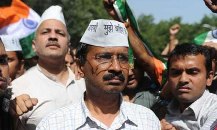 may deploy party volunteers for kejriwal s security can t
