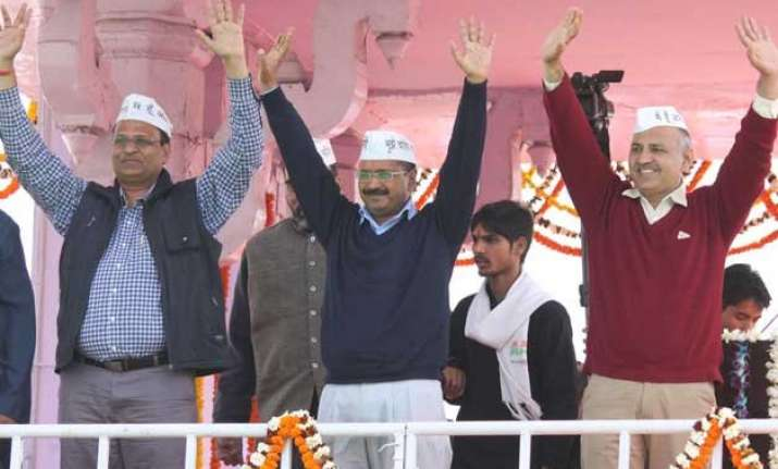 dirty politics in aam admi party