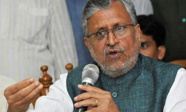 bjp flays nitish claims of fighting corruption