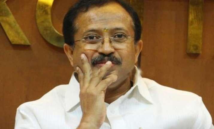 people can eat beef too bjp leader v muraleedharan