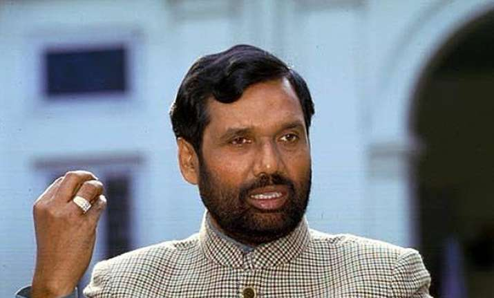 merger of janata parivar offshoots a fraud claims paswan