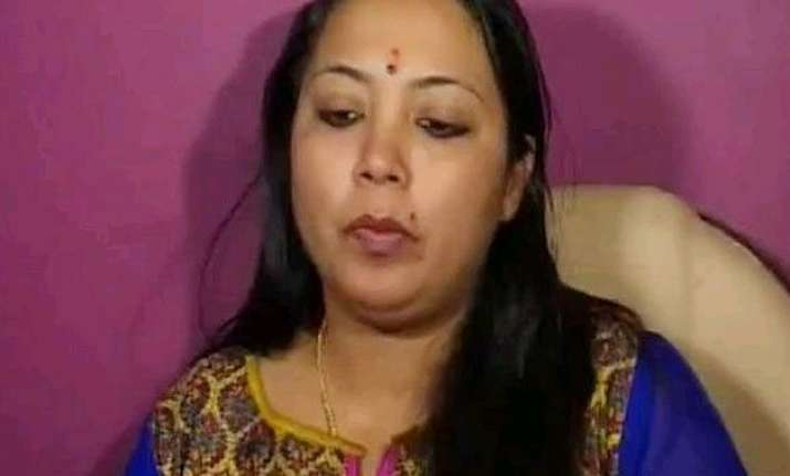 congress mla rumi nath arrested for alleged links to