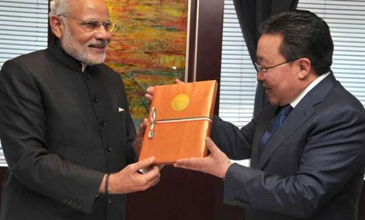 pm modi gifts rare 13th century manuscript to the president