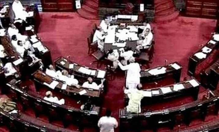 rajya sabha humiliation opposition banned phones to